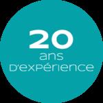 20 expérience